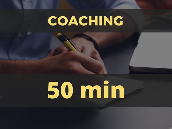 50 minuter coaching inkomstguiden vid till exempel aktiesparande